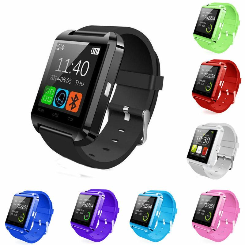U8 Smart Watch Bluetooth Smartwatch for Men Smart Watches Sports Smart Wristwatch Men Women Clocks Android Reloj Inteligente