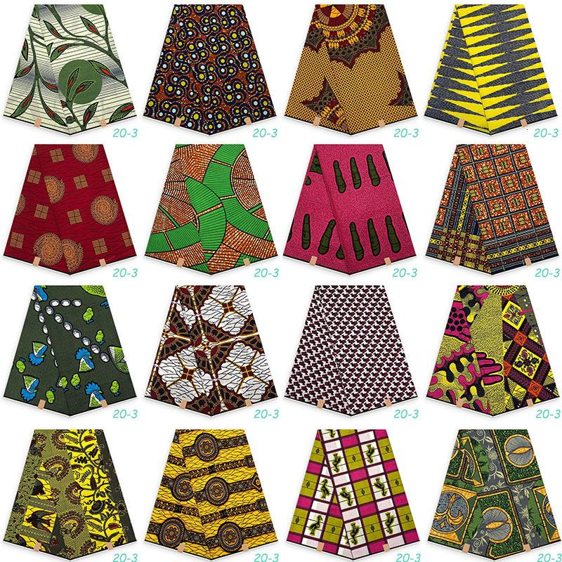 2020 Veritable Guaranteed Real Printed Wax Cloth High Quality Pagne Wax 6yards African Ankara Sewing Fabric 02 From Ezhsas30 51 18 Dhgate Com