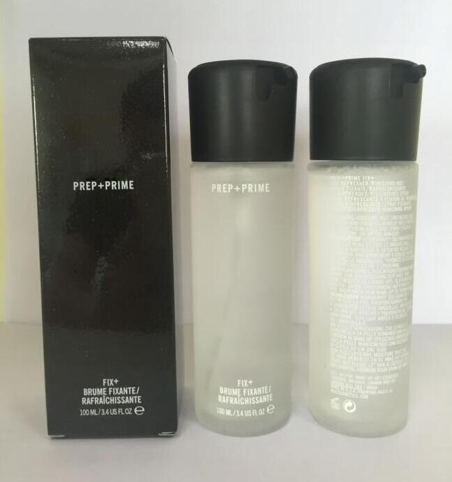 Maquillaje Prep + Prime Fix + FIXANTE rafraichissante 100ML fijador en spray de terminar el ajuste de larga duración envío natural sin silicona