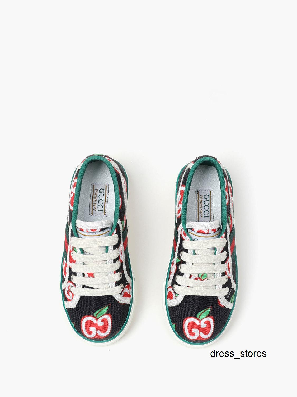 Nuevo producto Kids deporte de los niños muchachas del muchacho antideslizante Ronda del dedo del pie zapatos de moda casual