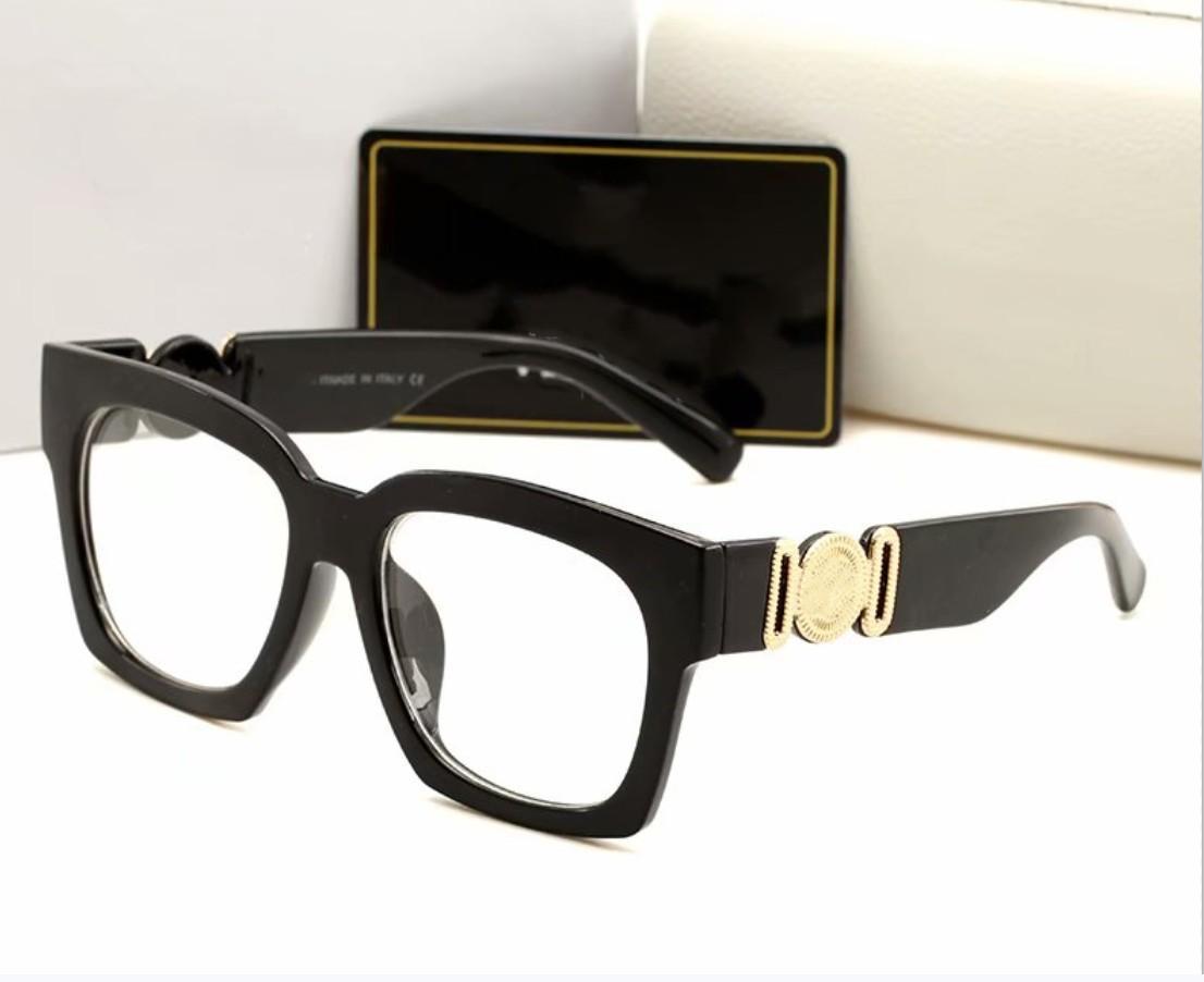 Nuova edizione Limted moda degli occhiali da sole donne degli uomini del metallo dell'annata Occhiali da sole di modo di stile Piazza UV 400 Lens scatola originale e il caso