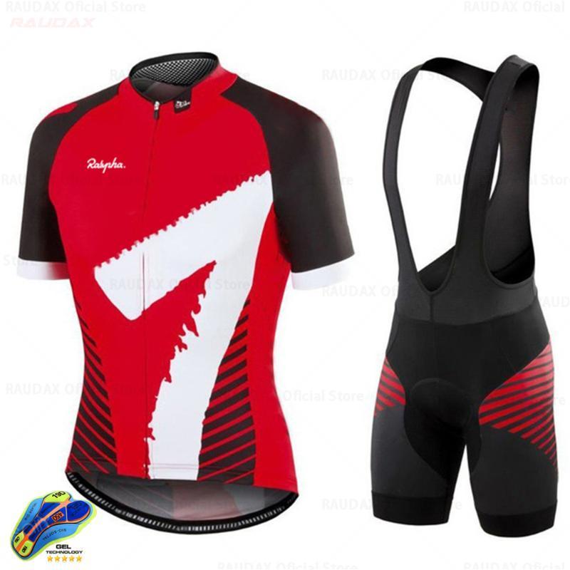 Гоночные комплекты 2021 Pro Team ROPA Ciclismo Hombre с короткими рукавами набор велосипедов MTB Rafael Costume, Unificate Maillot Cicmo Lisstrava