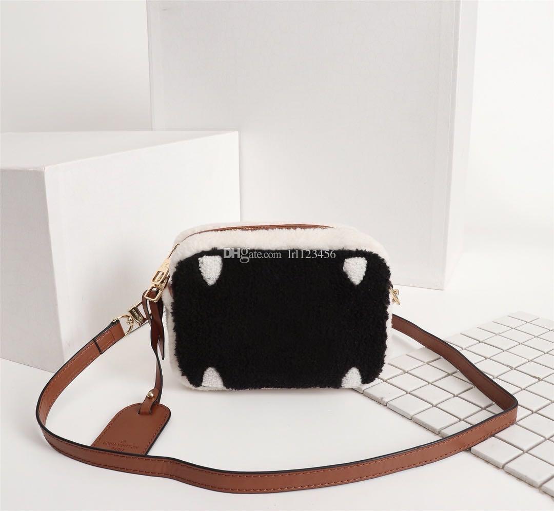 Handtaschen Designer Qualität echte Taschen Crossbody Geldbörsen Teddy Luxus Frauen Mode Hohe Schulter Leder Geldbörse Klassische Tasche Vjiiv