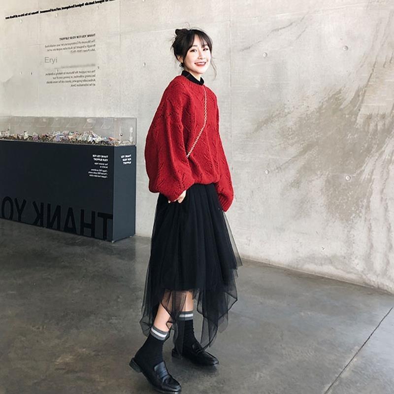 terno 2020 novo estilo ocidental terno vestido elegante luz de ajuste de novo high-fria conjunto elegante saia de emagrecimento de duas peças de duas peças das mulheres das mulheres se