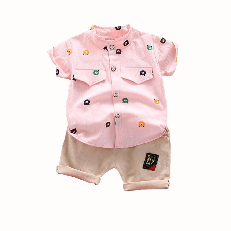 Preis der Fabrik Hersteller-Lieferanten Boutique Hemdchen Set Sommer-Klage-Kind-Abnutzungs-Sets