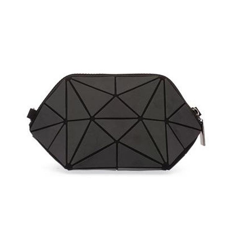 Кожа Камера Tag20202020 Новый стиль Женская сумка японский стиль молния Ромб Повседневный макияж Shell PU сумки кошелек Крюк
