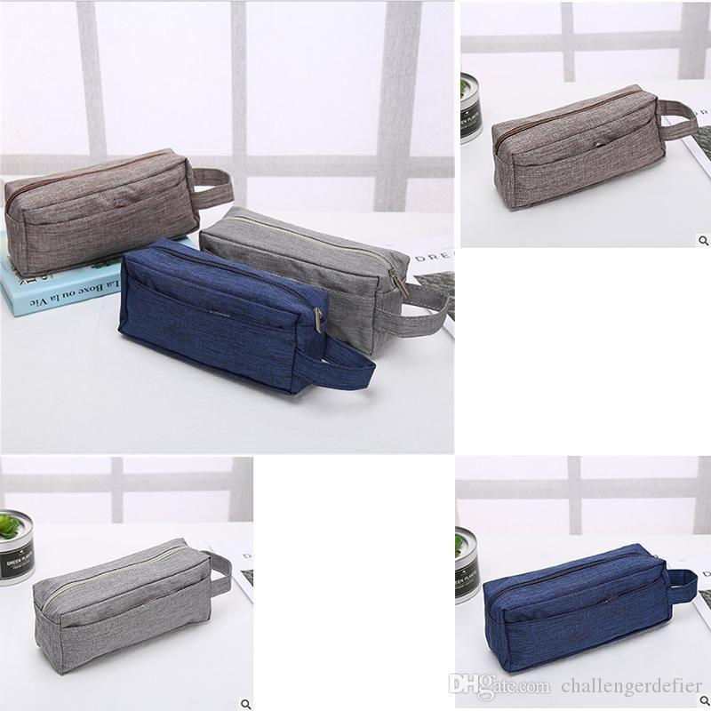 Old Cobbler Cosmetic Bag Outdoor Sports Zipper Handbag Fashion Storage Bag Travel Portable Wash Bag Free Post