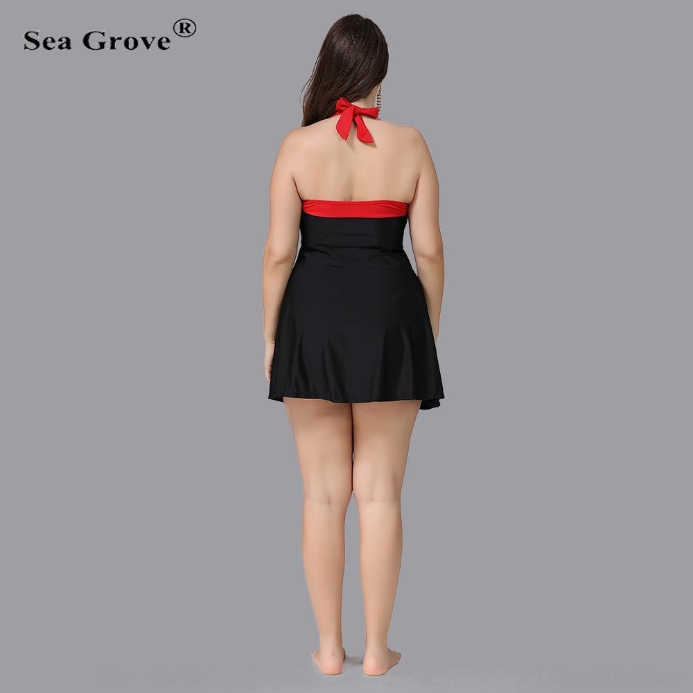 grande dimensione del rX3pE donne costume da bagno di grandi dimensioni del costume da bagno delle donne