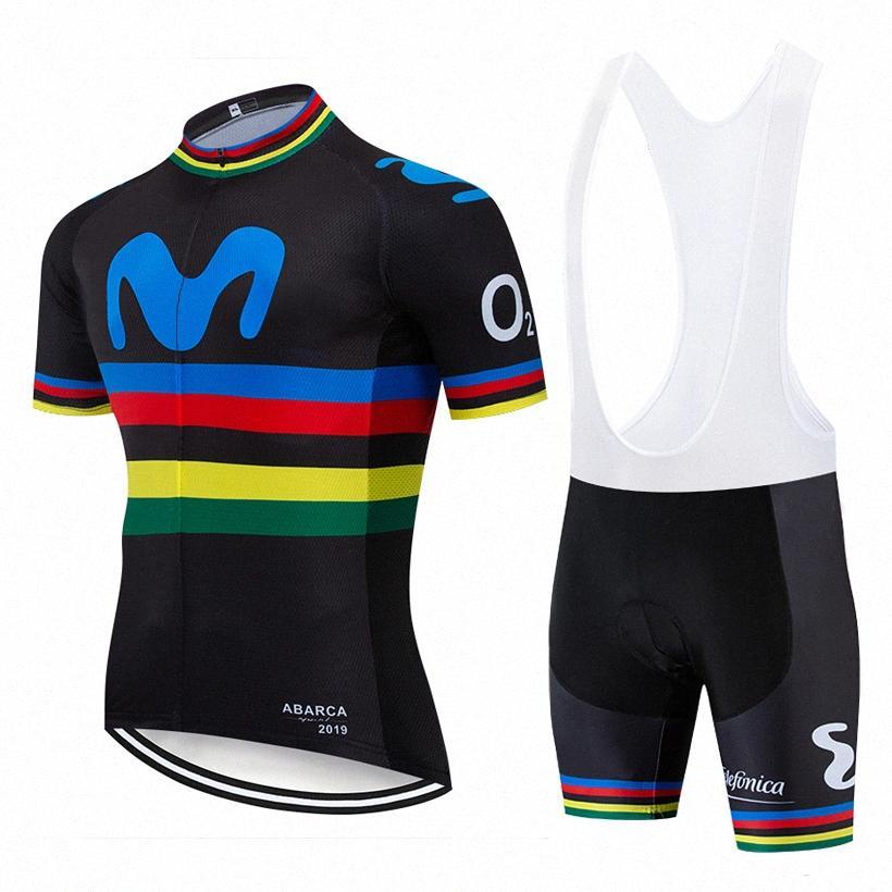 2019 ÉQUIPE NOIR M jersey coloré cyclisme 20D cuissards PAD ensembles mens Ropa Ciclismo Maillot de fonds top vélo PdOx # conviennent Culotte
