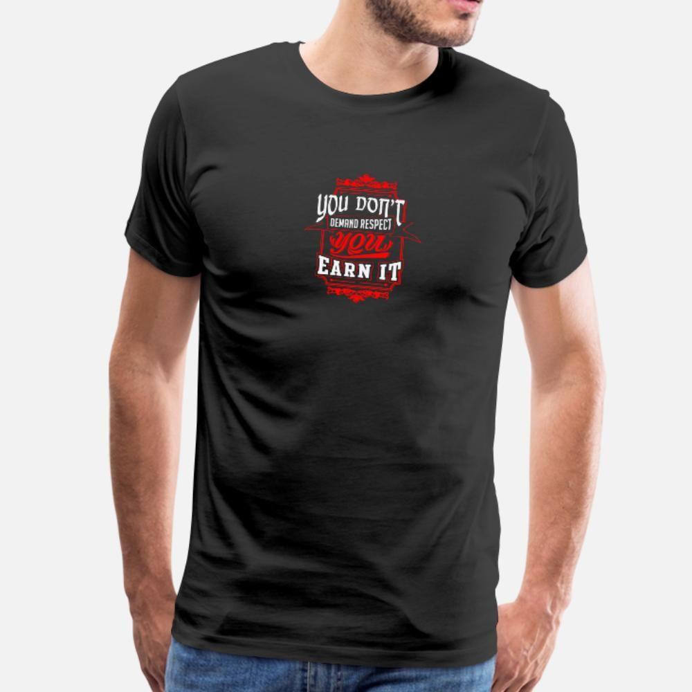 gömlek erkekler tişört Euro Boyut S-3XL homme Gevşek Yeni Stil Yaz Stil Orijinal gömlek Tasarım t Don T It kazanın
