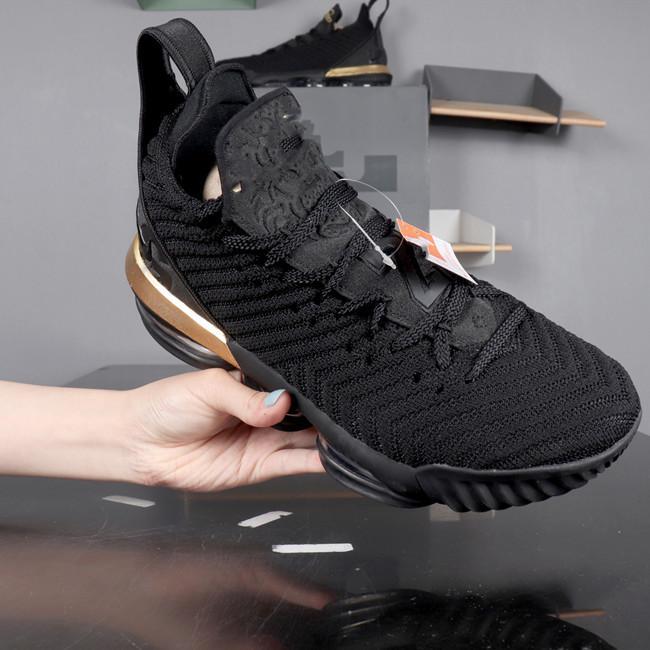16 Im Rey Bq596 9007 con el tamaño Negro Oro metálico Schoenen 40-46 2020 para hombre de la zapatilla de deporte Wonem