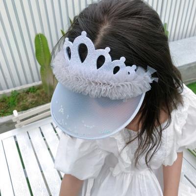 Çocuk kap kap Şapkalar bebek bebek şapka sallanan yapay güneş şapkası açık headdress saç bandı boş üst kızlar çiçek