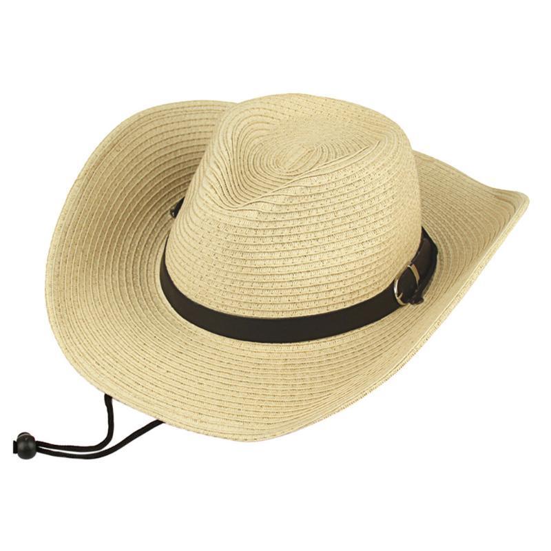 Unisex-Hut-Sommer-Hüte für Frauen Man Strand Strohhut für Männer UV-Schutzkappe chapeau femme 2020 Zubehör Drop shipping