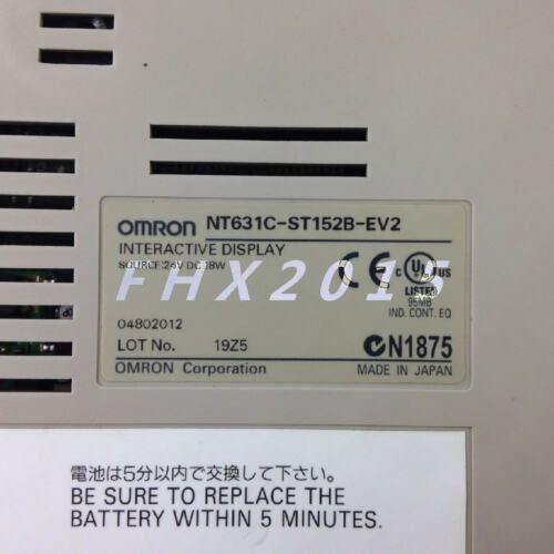 Omron NT631C-ST152B-EV2
