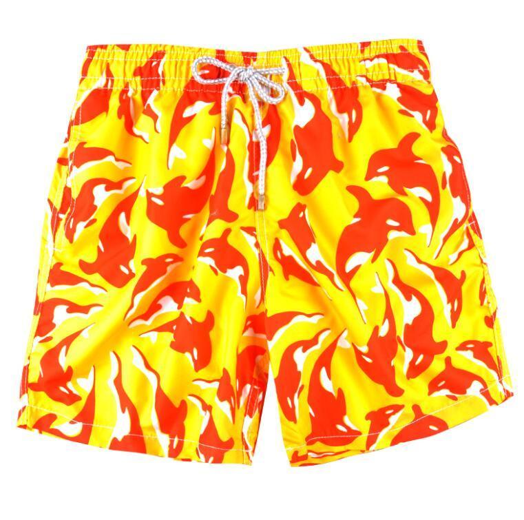 Yellow nuovo modo uomini di sport alaggio Shorts pantaloni di cotone Bodybuilding Sweatpants fitness Breve Jogger casuale Palestre Men