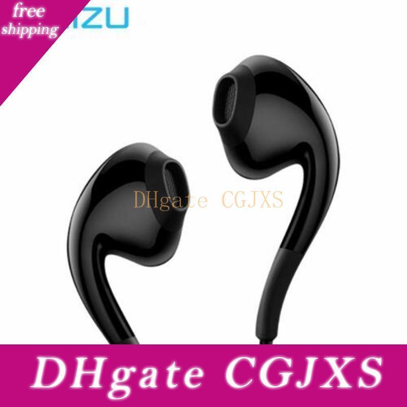 New Original Meizu Ep2x fone de ouvido com microfone Estéreo Som Para Meizu Pro 6 6s Pro5 Celulares Earbuds transporte rápido
