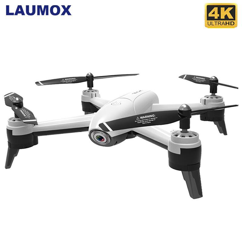 Laumox SG106 WIFI FPV RC drone 4K Caméra optique Flux optique 1080P HD Dual Caméra Temps Vidéo Video Vidéo Vidéo Vidéo grand angle long angle