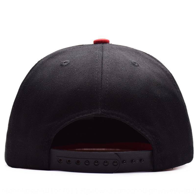9Q9vx Coelho bordado Plano de beisebol cap cap exterior para adultos chapéu adulto chapéu plana