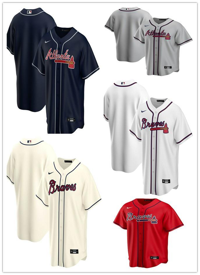 personalizzato Nuovo 2020 AB Jersey uomini donne personalizzato gioventù cucire Qualsiasi numero nome jersey