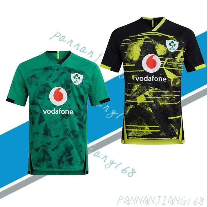 아일랜드 2021 월드컵 럭비 유니폼 아일랜드어 IRFU NRL 뮌스터 도시 럭비 리그의 Leinster 대체 저지 (20) (21) 아일랜드 셔츠 얼 스터