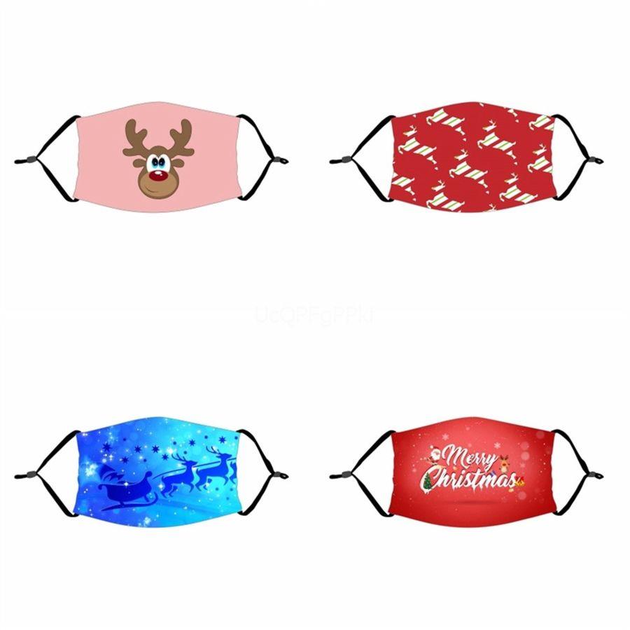 Mascarilla Sliders Gesichtsmasken Schmetterlings-Blumen-Druck-Staubdichtes Ohr-Mounted-Maske HSTYLE Wiederverwendbare Gesichtsmaske # 586
