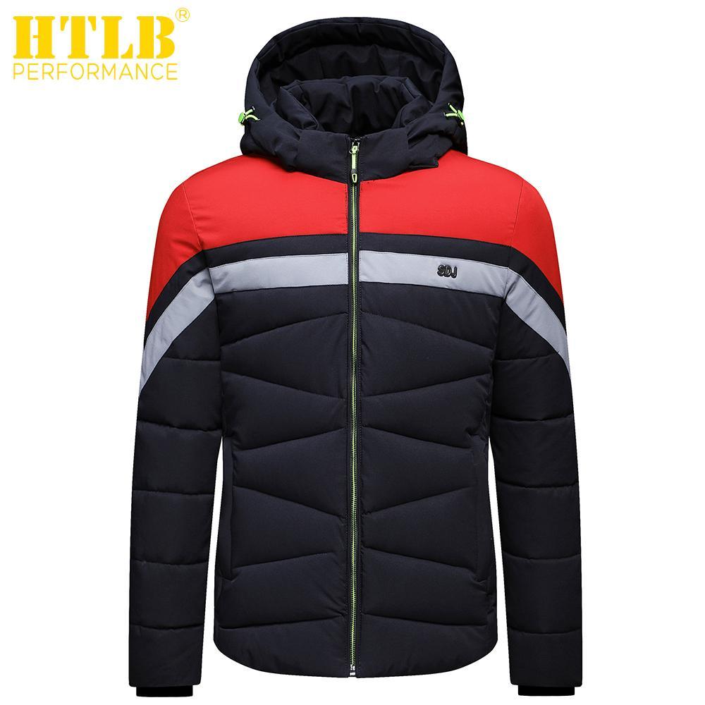 Erkekler 2020 Kış Yeni Casual Sıcak Kalın Kapşonlu Ceket Parkas Coat Erkekler Yeni Sonbahar eskitmek Su geçirmez Windproof Parkas Ceketler Erkekler CX200814