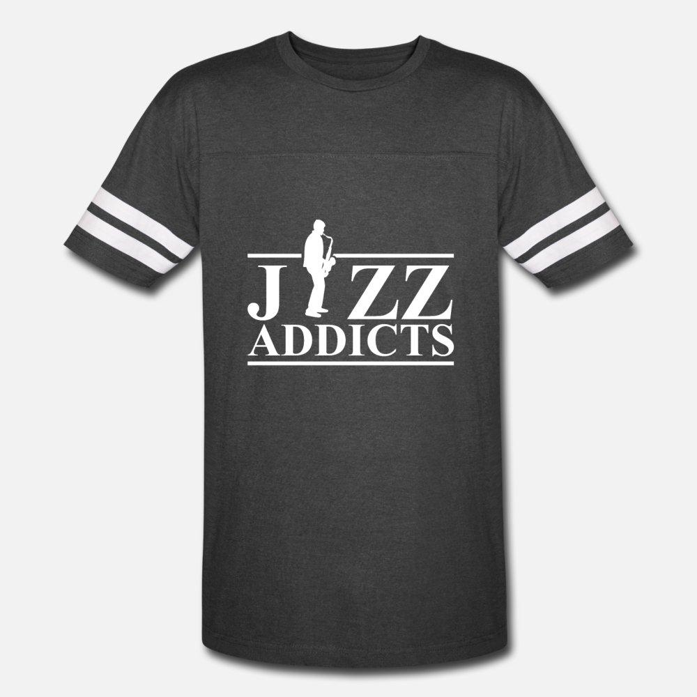 Jazzman t gömlek erkekler Kısa Kollu O Boyun Harf Sevimli Mizah yaz Boş gömlek Tasarımları