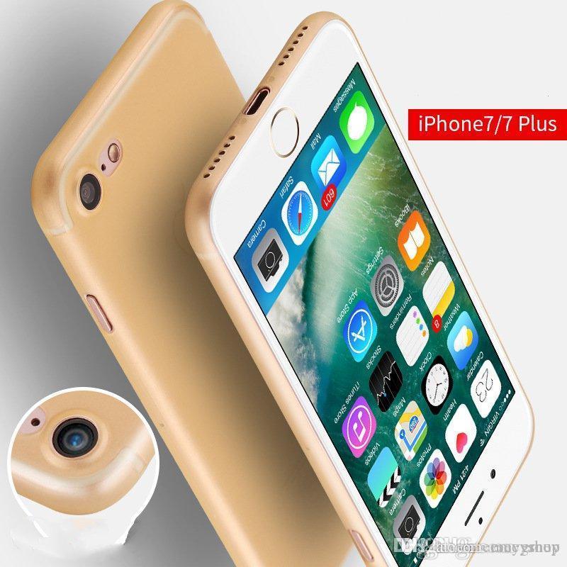 iphone para IPhone 11 pro xs xr max x 8 7 6 6s mais caso da Apple fosco ultra-fino translúcido PP translúcido tampas traseiras saco de OPP