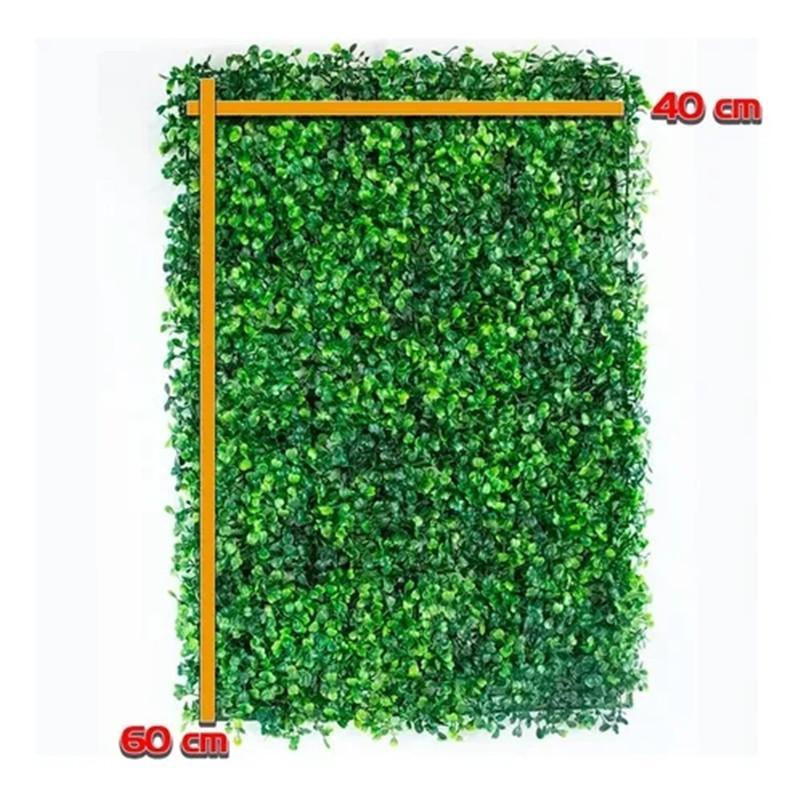 Очиститель растения стены моделирования украшения фона гостиной поддельный газон искусственный газон