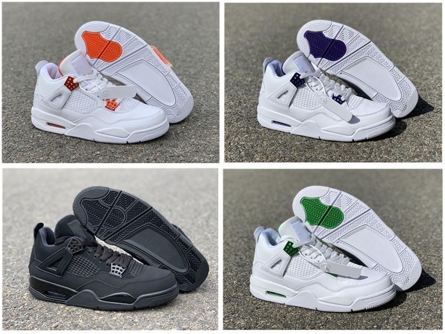 Cactus Jack Gri Erkek Basketbol Ayakkabı 11 Concord Saf Royalty Erkekler Spor Sneakers Soğuk Yenilikler 2020 Bred Beyaz Çimento 4s
