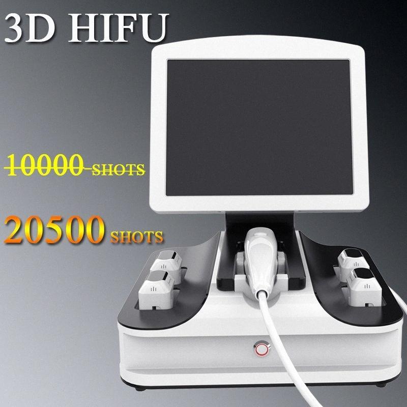 Новая 3D Hifu высокой интенсивности фокусированного ультразвука для лица Лифтинг Hifu машины Hifu Face Lift Омоложение Программа qZgO #
