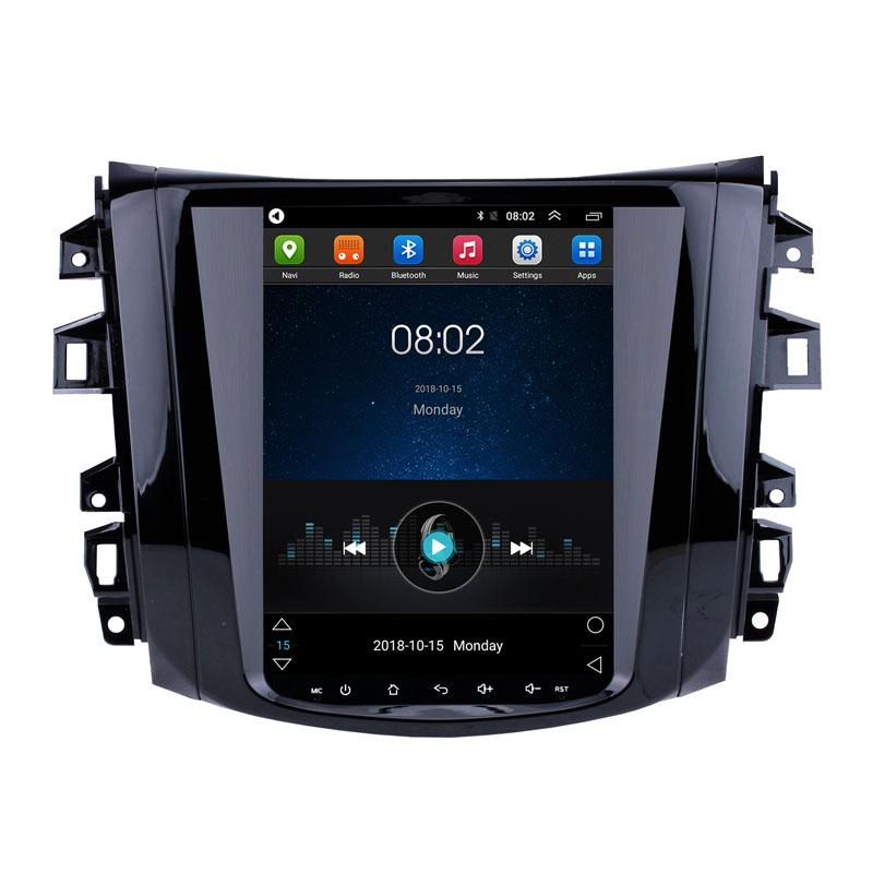 "9.7"" Android 9.1 Car GPS Radio for 2018 Nissan NAVARA Terra HD Touchscreen navigation with Mirror link Bluetooth music WIFI carplay"