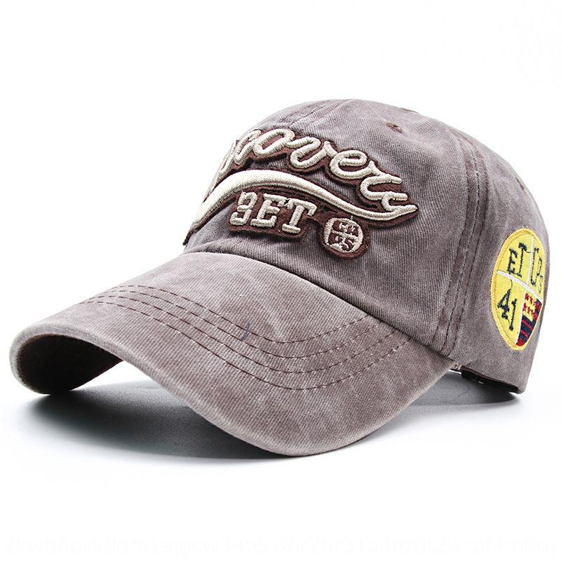 lettera personalizzata da baseball ricamato cappello da baseball di sole donne degli uomini degli uomini visiera delle e cappello delle donne Visiera tutto-fiammifero berretto a visiera soli denim