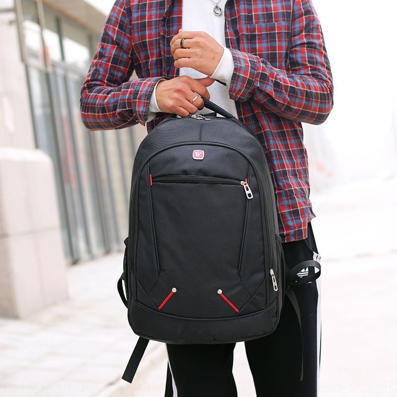 Gedruckt im Freien 2020 Student Reisetasche männlich Geschenk Computer bag Rucksack Computer Rucksack