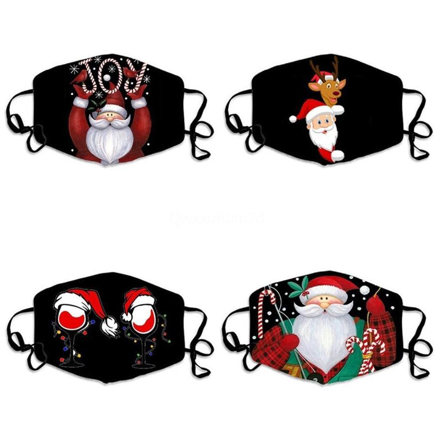 Imprimir Máscara mascarillas de tela para adultos PrectiveMask prueba lavable # 709