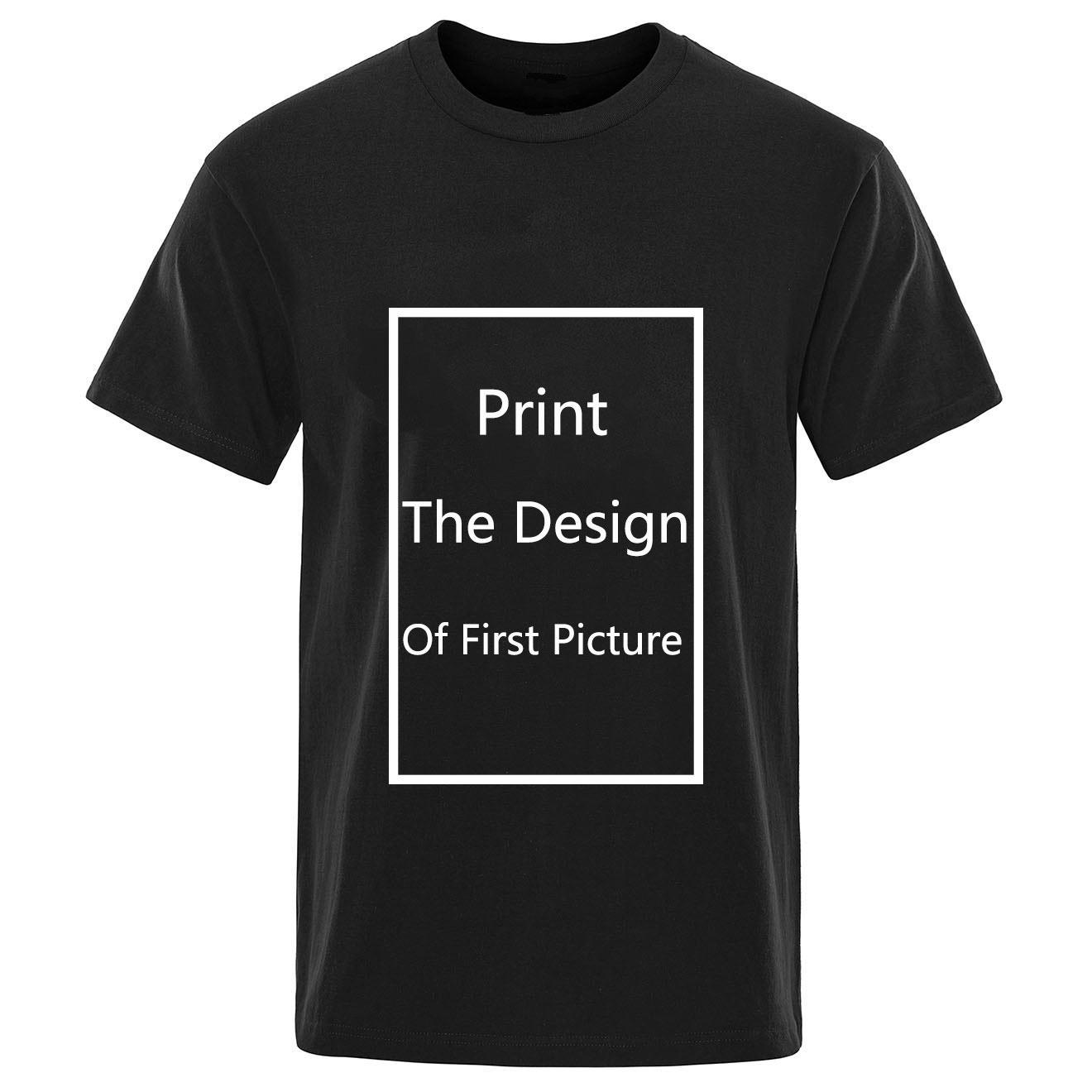Los hombres del nuevo verano de moda Streetwear Bueno La Dee Da Frickin retro Camisetas frescas Hombres camiseta divertida Tops 100% algodón camiseta