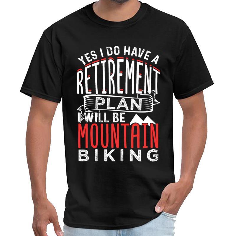 Oui personnalisé J'ai un régime de retraite I Will Be montagnardes shirt tigre t-shirt Les tops weeknd t-5XL de hiphop