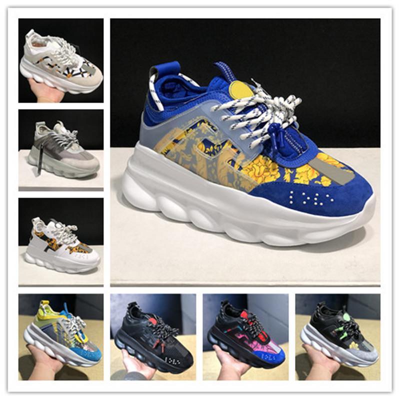 Alta Qualidade Moda Plataforma Sapatos Mulher Homens Genuíno Couro Patchwork Sapatilhas Respiráveis Schuhe Treinadores Andando ao ar livre