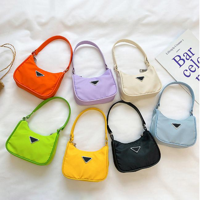 Girl Handbags Kids Fashion One Shoulder Bags Children Cute Letter Casual Portable Messenger Accessories Bag Kids Handbags