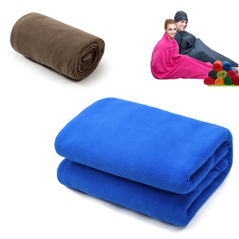 Portable Ultra-light Polar Fleece Sleeping Bag Outdoor Camping Tent Bed Travel Warm Sleeping Bag Liner tent
