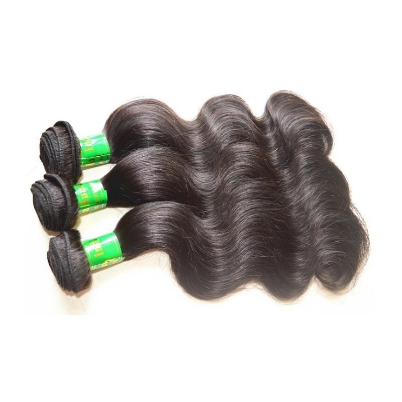 Beautysister Hair Unprocessed Raw Indian Virgin Remy Human Hair Extension Bundle Weave 3Pcs 300g Lot Cuticle Aligned Hair Cut From One Donor