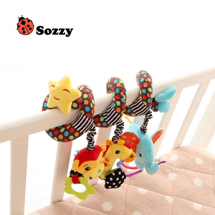 Фурсированные мульти игрушки Функция кровать детский милый животных музыки обертывают кукла подарочные игрушки детские цвета мультисубу