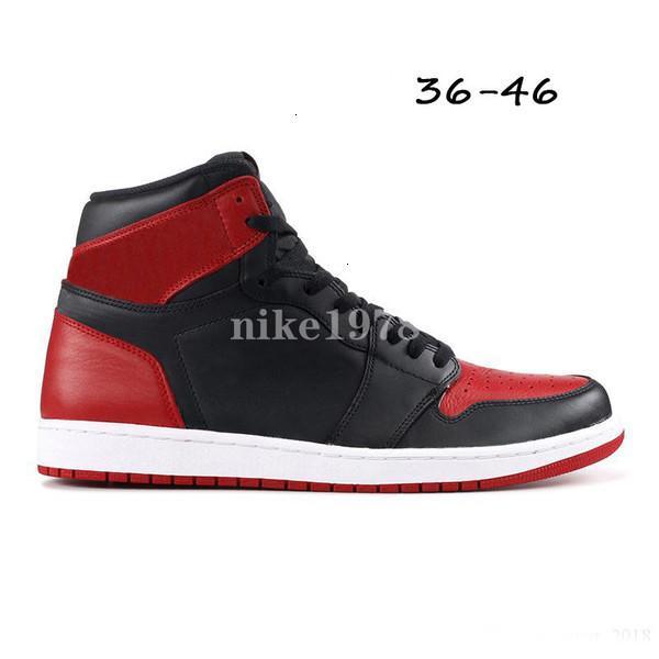 Jumpman 1 1s Yüksek Og Travis Scotts Oyun Kraliyet 2020 UNC Basketbol Ayakkabı Erkek Shattered Arkalık 3.0 Tasarımcı Spor Sneakers Boyut 7-13