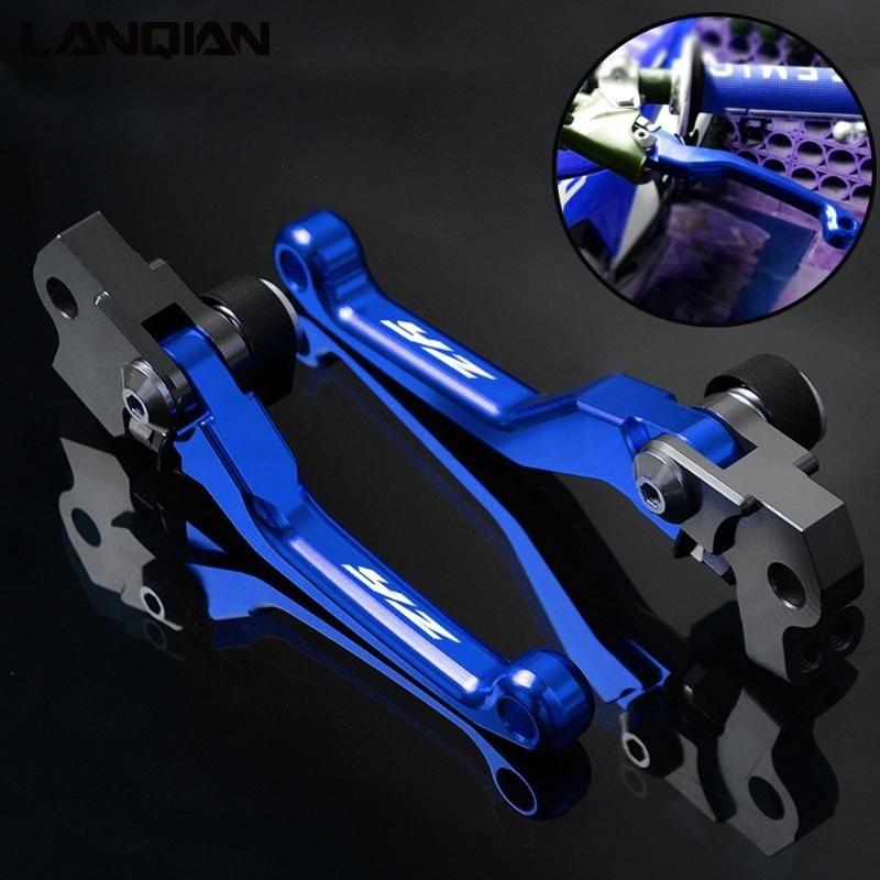 Bici de la suciedad Brazo oscilante de la motocicleta de embrague del freno de palanca para YZ 80 85 125 250 426 450 F X FX 2001-2020 Accesorios