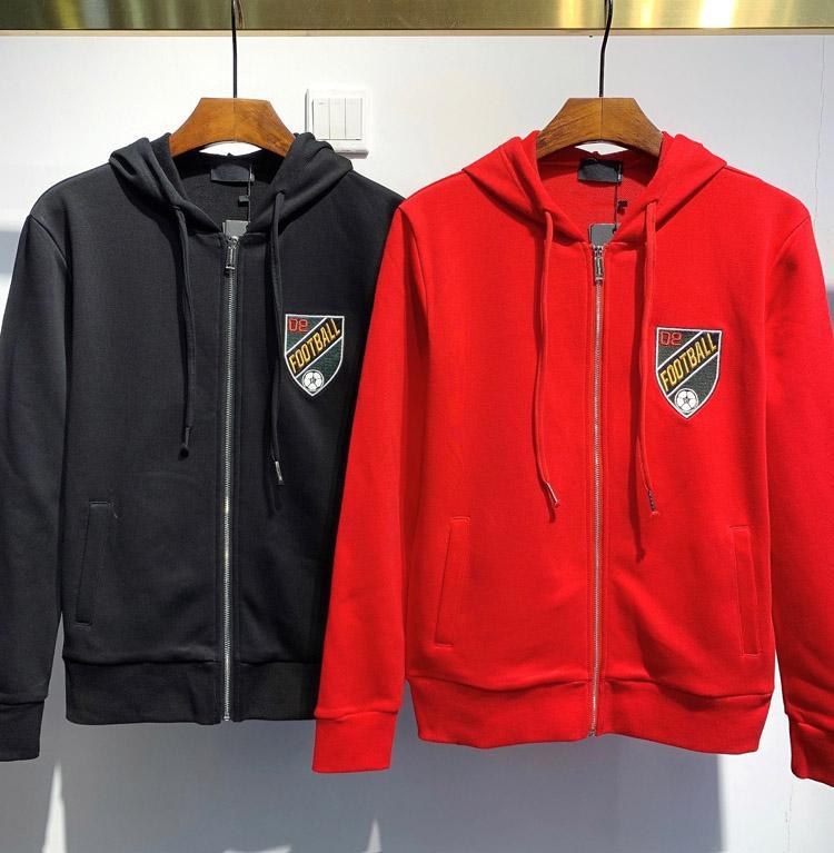 Man designer vestiti 2020 cappotti invernali progettista degli uomini con cappuccio Pullover magliette giacca felpa uomo con cappuccio Felpa con cappuccio asiatico: M-XXXL