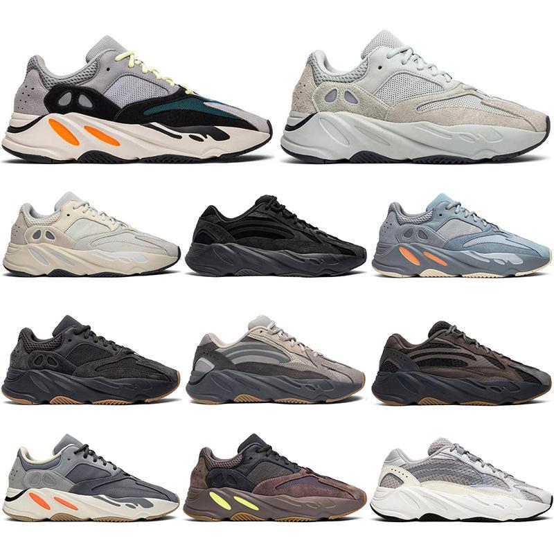 Yeni Sıcak satış 700 Koşu Ayakkabı koşucu Alien Tuz Leylak Alvah Mavi Yulaf Olmayan yansıtıcı 380 Erkek Kadın Eğitmenler Sport Sneakers 36-45 dalga