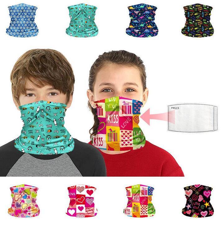 US STOCK bambini sport maschera protettiva a cavallo maschera possono essere installati con elemento filtrante PM2.5 fondere soffiato filtro in tessuto FY7141