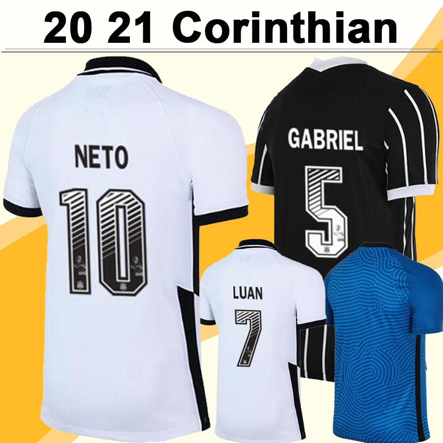 2020 JADSON ROMERO Soccer Jerseys CLAYSON KAZIM MAYCON Home Away Yraining Wear Men Football Shirt Camisas de Futebol Uniforms