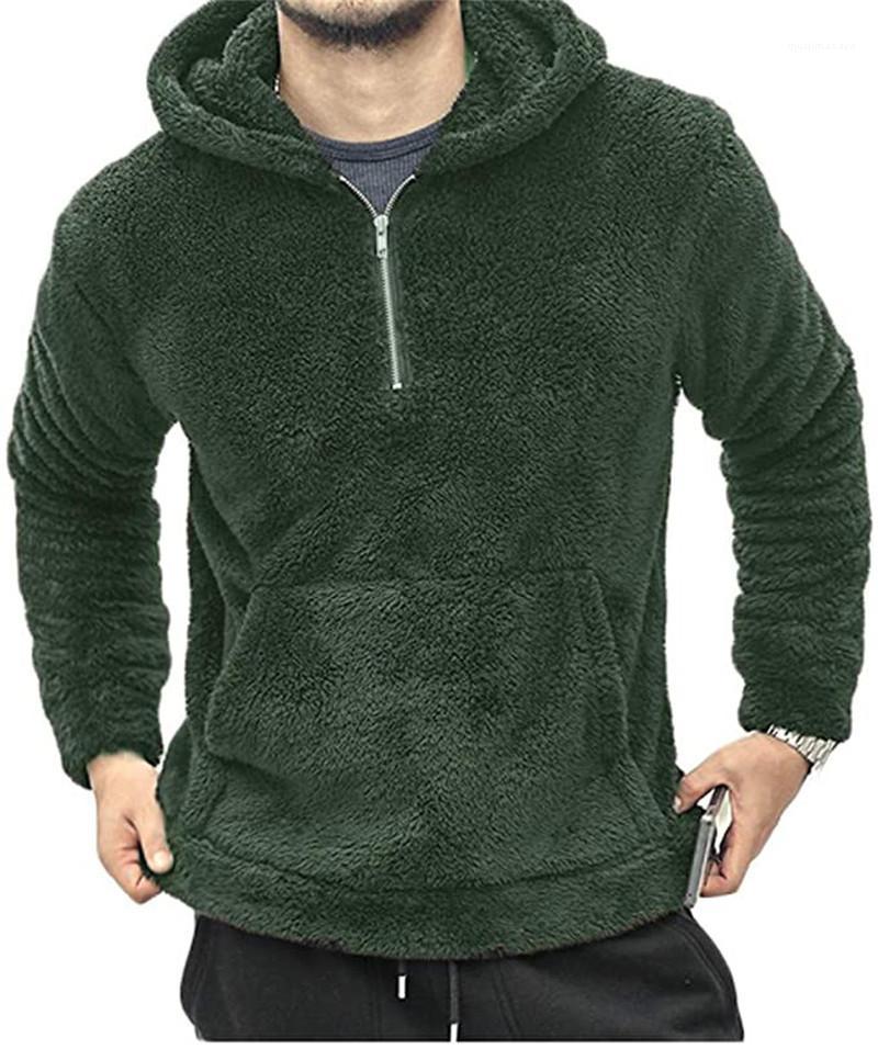 Пуловеры ватки толстовки Повседневный длинным рукавом Свободные толстовки мужские Дизайнерская одежда Мужские толстовки моды Natural Color
