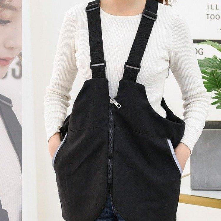 INS parceiro de moda Wu Yifan mesmo estilo saco peito mochila cinta Satchel funcional colete táticas colete de ferramentas multi-bolso